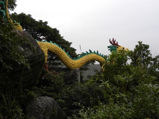年末謝恩ハイキングin香港