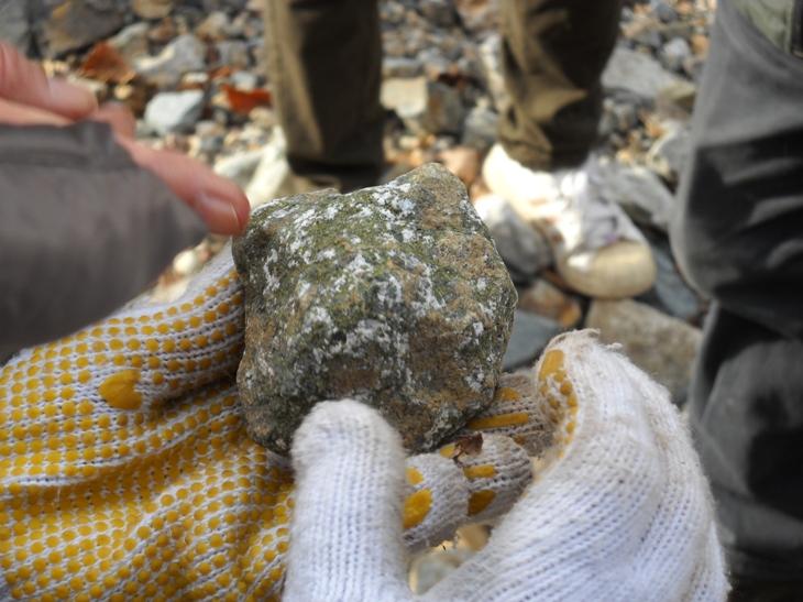 鉱物探訪ミネラル・ウオーク 小倉沢渓谷