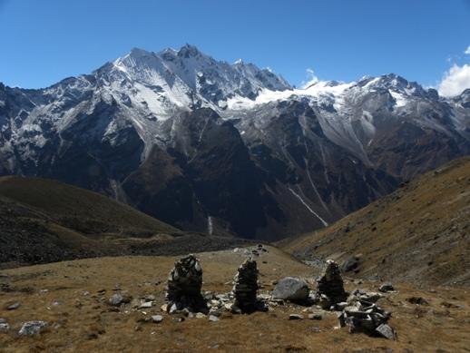 ヤラピーク登頂